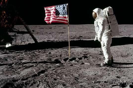 moon landing date