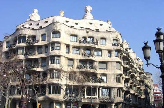 Also Known As La Pedrera Casa Mila Is One Of The Best Examples Architects Creativity A Part Original UNESCO World Heritage Site Works