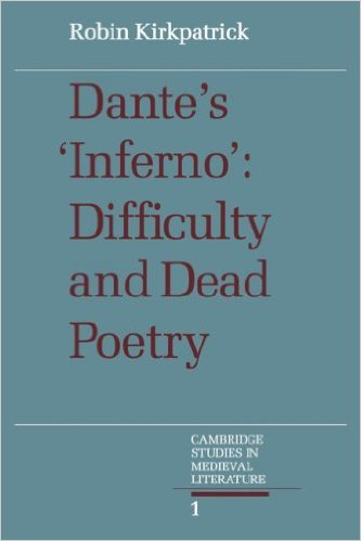 Dante's Inferno Difficulty and Dead Poetry