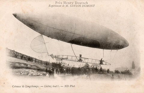Dumont Personal Airship No. 6