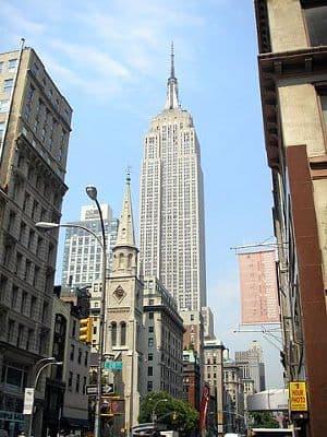 Art Deco Skyscraper Modern