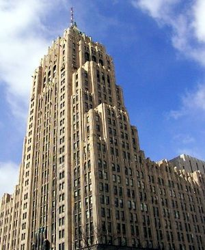 List Of 20 Most Spectacular Art Deco Skyscrapers In The U