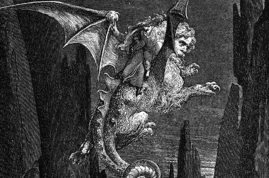 A Visitor's Guide to Dante's Nine Circles of Hell