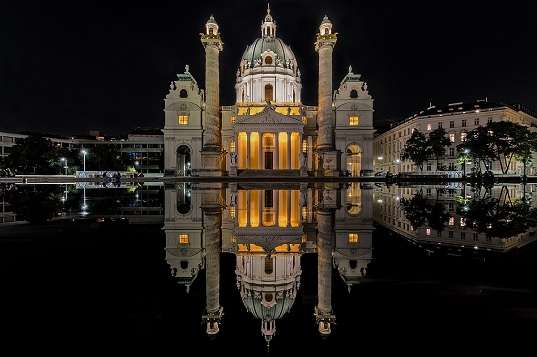 10 Most Famous Architecture Buildings 10 masterpieces of baroque architecture - history lists