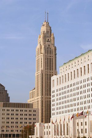 Empire Building Cleveland Ohio