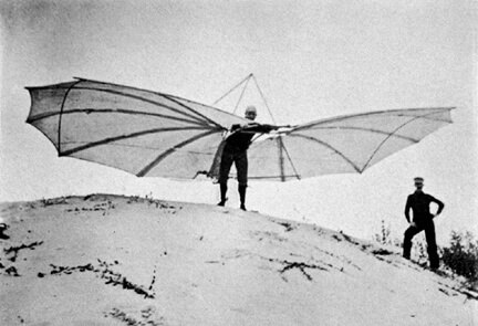 Lilienthal Hang Glider