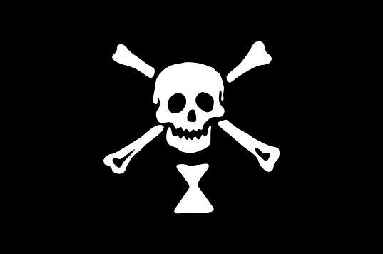 Pirate Flag of Emanuel Wynne