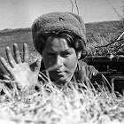 WWII Female Sniper of the Soviet Union