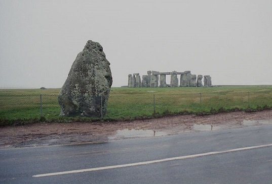 Stonehenge from Distance