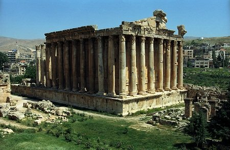 Temple of Baalbeck