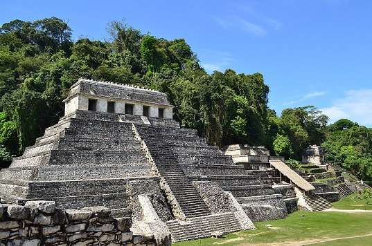 Temple of the Inscriptions Palenque