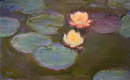 Water Lilies (1897-1898)