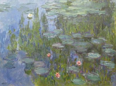 Water Lilies (1915)
