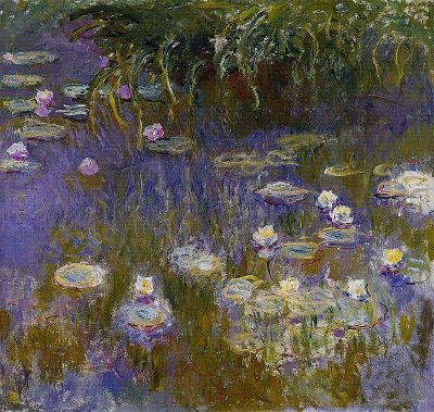 Water Lilies (c. 1922)