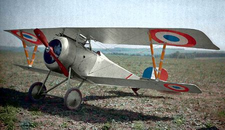 WWI Airplane